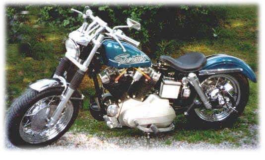 What Engine Is In A  Harley Davidson Sportster Xlc
